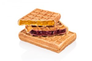 Fruit Wafel Ampi