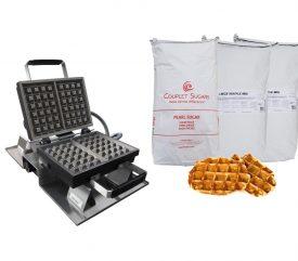 Liege waffle starter kit